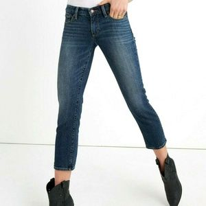 Lucky Brand Sweet N Crop Jeans Stretch Size 14/32